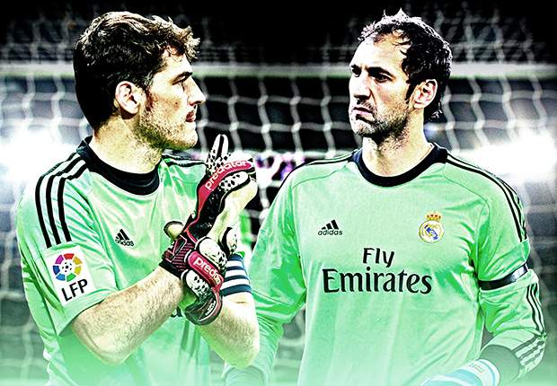 Lopez: Casillas has never disrespected me