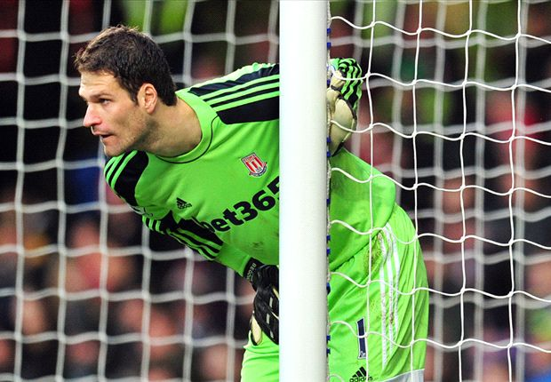 I want Begovic to stay at Stoke 'forever', says chairman