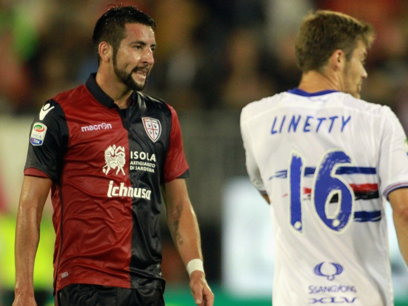 VIDEO - Cagliari-Sampdoria 2-1, goal e highlights