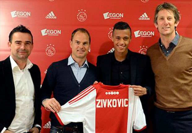 Following in the footsteps of Suarez - new Ajax wonderkid Zivkovic set for stardom