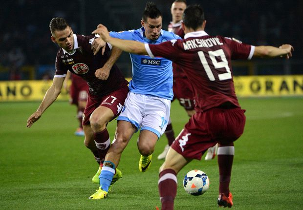 Torino 0-1 Napoli: Last-gasp Higuain earns Partenopei three precious points