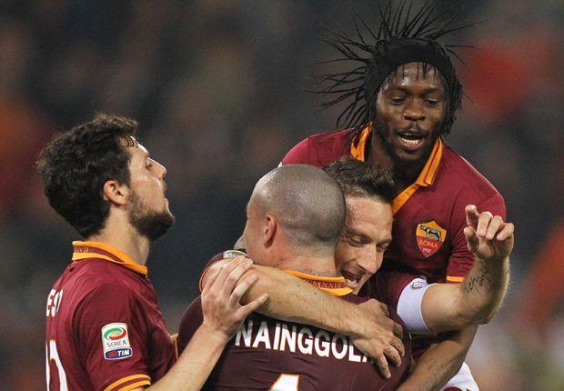 Roma sufrió pero venció al Udinese