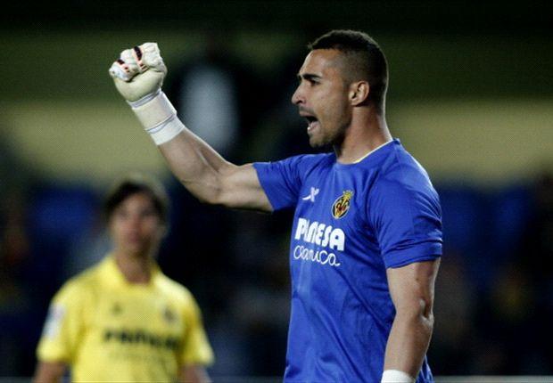 El Villarreal quiere quedarse con Sergio Asenjo