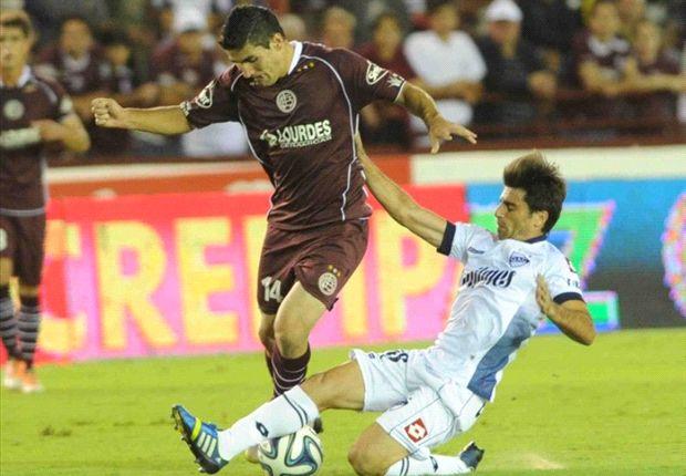 El Granate superó a Quilmes por la mínima.