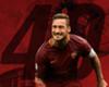 Da Messi a Bolt: auguri per #Totti40
