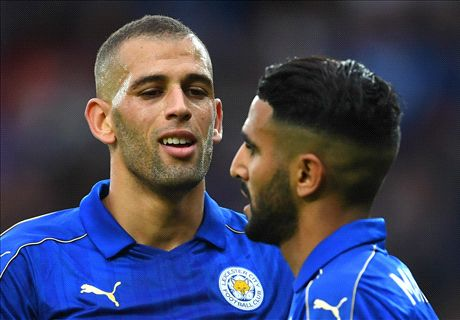 Algerian duo key for Foxes