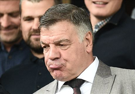 Is this the end for Big Sam's England job?