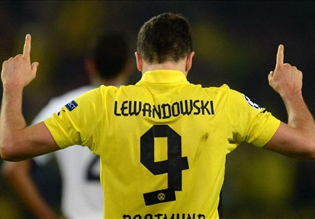 Hoe Lewandowski Real Madrid oprolde