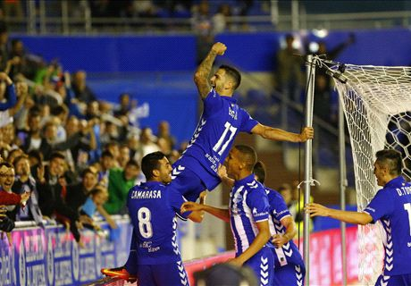 Edgar makes the difference in Alaves win