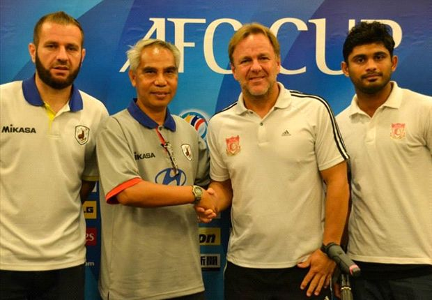 Moin backs Tampines ahead of AFC Cup clash with Pune