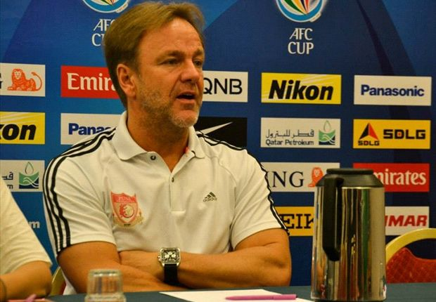 Snoei: We are very confident going into the tie against Tampines
