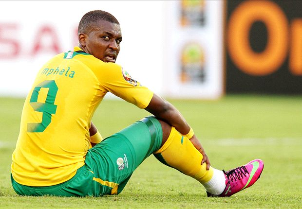 Tshabalala is positive that Mphela will start scoring goals at Chiefs