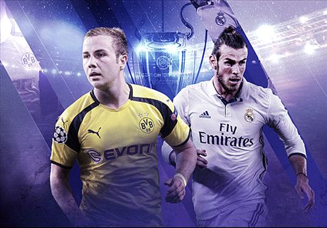 LIVE: Real Madrid vs. Borussia Dortmund