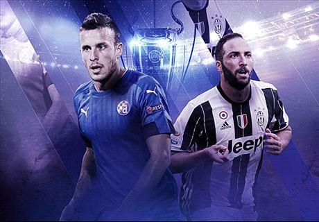 Dinamo-Juventus LIVE! 0-0