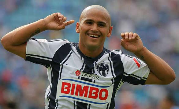 Humberto Suazo- Monterrey (Mexsport)