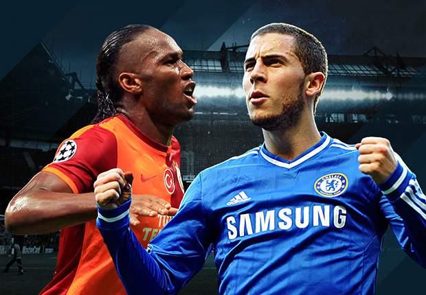 LIVE! + Opstellingen: Chelsea - Galatasaray