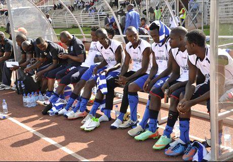 AFC Leopards' players receive cash