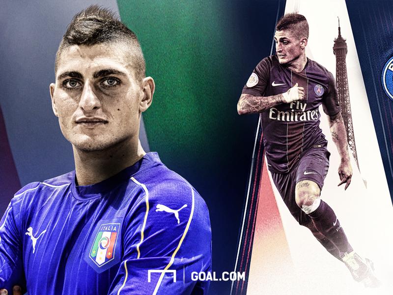 Rendez-vous mercredi 28 septembre avec Marco Verratti sur Goal