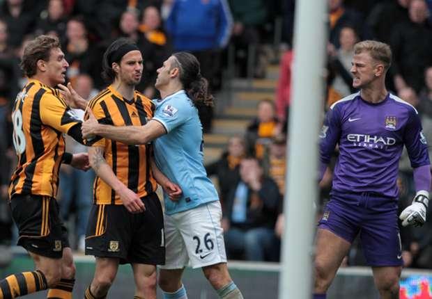 Hull striker Boyd charged by FA