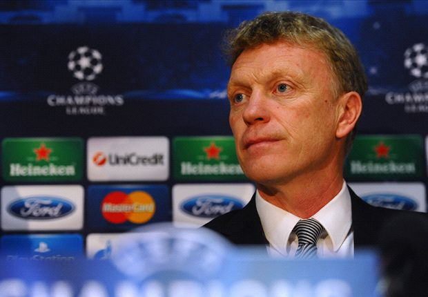 David Moyes: Manchester United can play much better