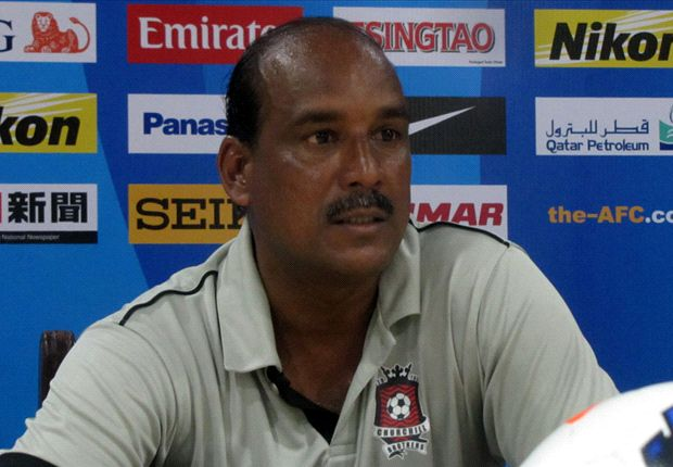 Dias: I can't say what is happening in the I-League