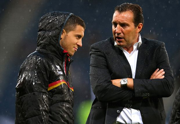 Belgium are ready for Algeria, says Wilmots