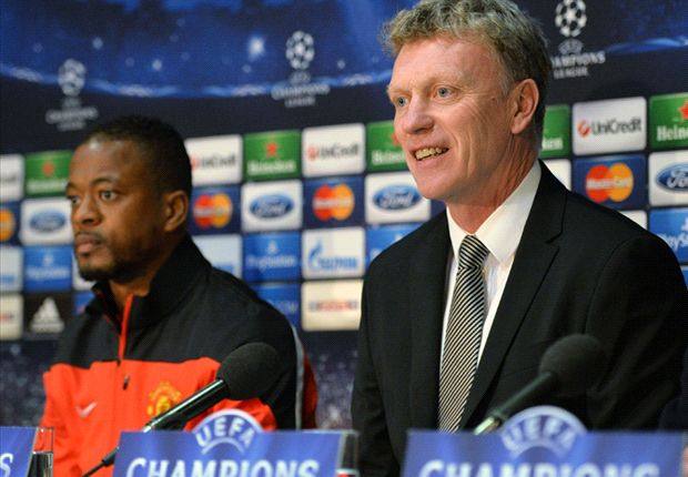 Evra: Manchester United players need to show character