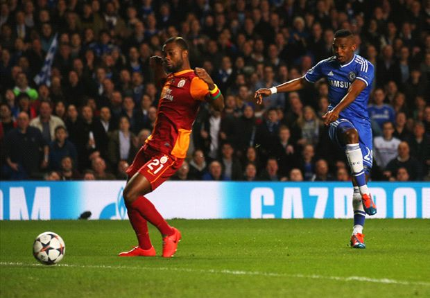 Chelsea 2-0 Galatasaray (Agg 3-1): Eto'o & Cahill send Blues through