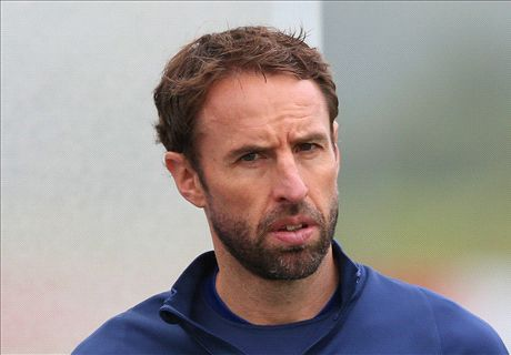 Southgate named interim England boss