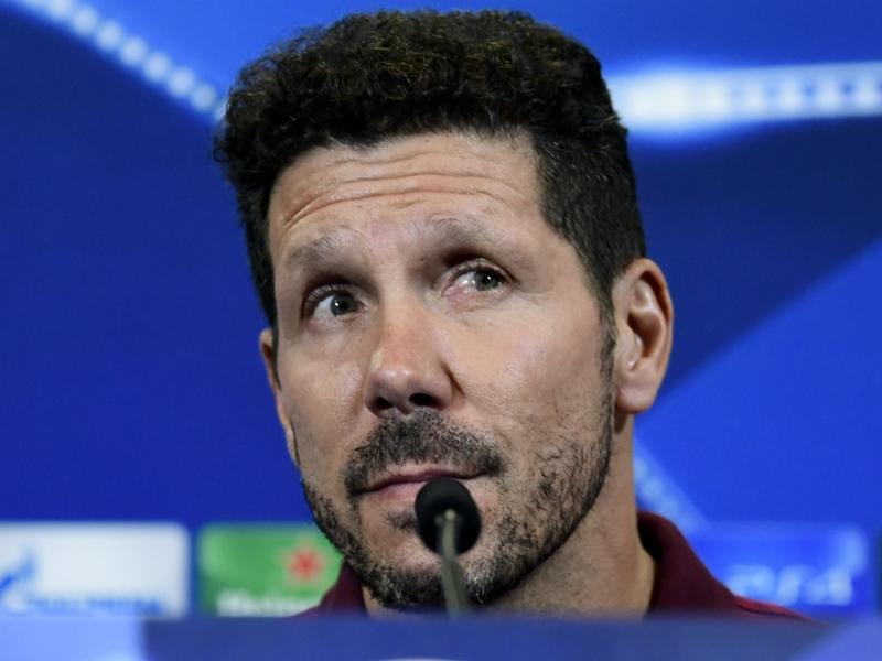 """Atlético, Simeone : """"Je ne suis pas le mentor de Griezmann"""""""