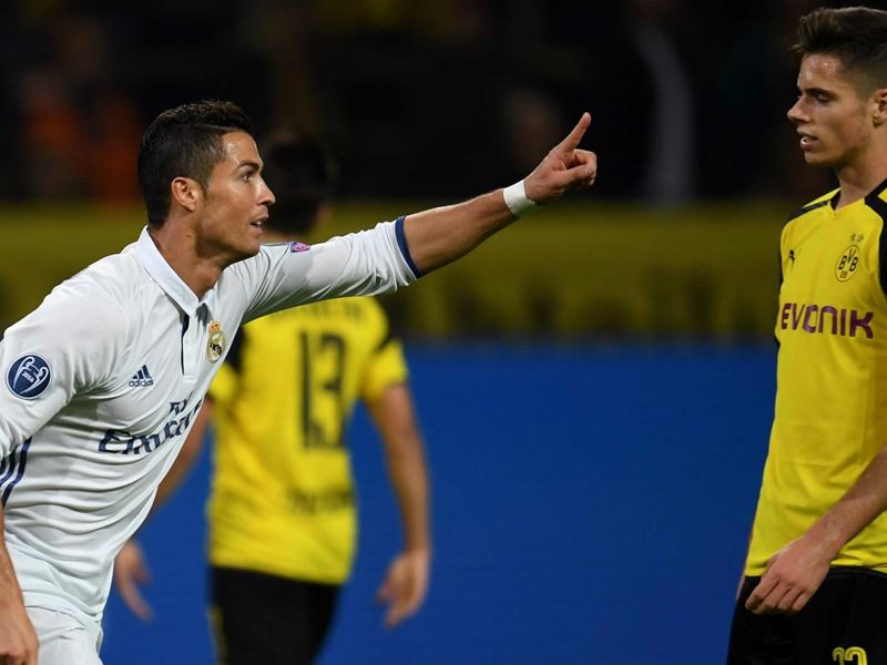 VIDÉO : le but de Cristiano Ronaldo contre Dortmund