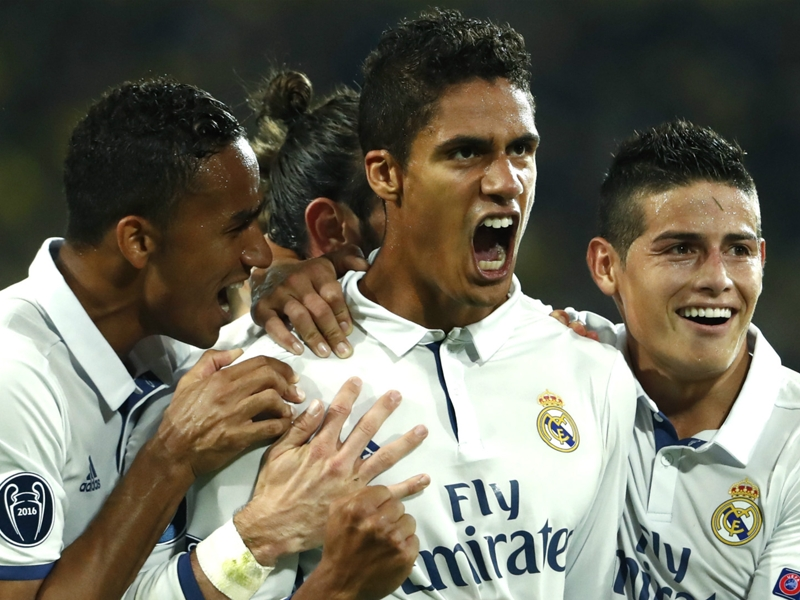 """Real Madrid, Varane : """"Je suis en bonne forme"""""""