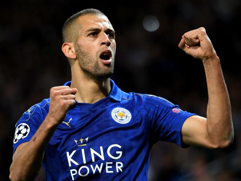 Leicester - Porto 1-0, Leicester remercie ses algériens