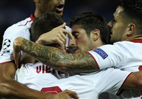 El Sevilla pone tierra de por medio (1-0)