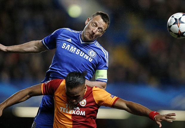 Drogba's Chelsea return and Ronaldo goes level with Puskas — Tuesday's Champions League in pictures