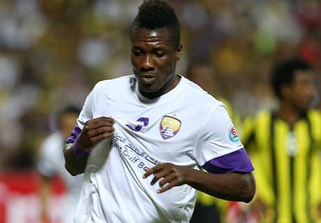 Gyan beats Pogba in Goal 50