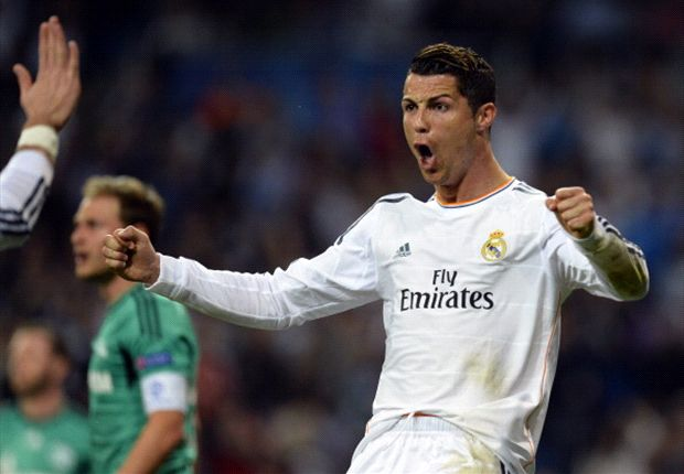 Ronaldo equals Puskas' Real Madrid scoring record