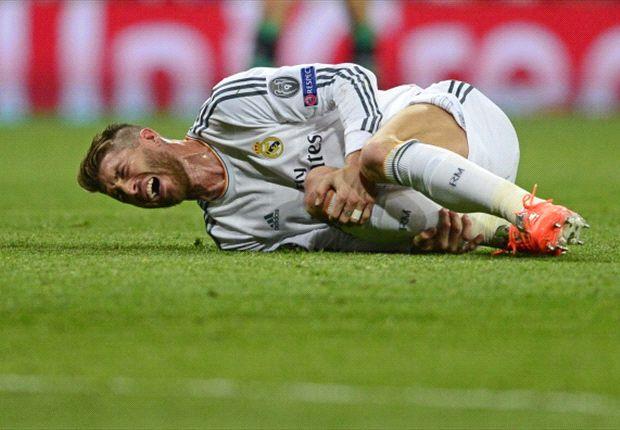 Sergio Ramos, baja de última hora por lesión