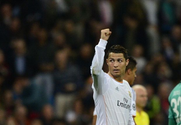 Ronaldo equals Messi's Champions League goals record for a season