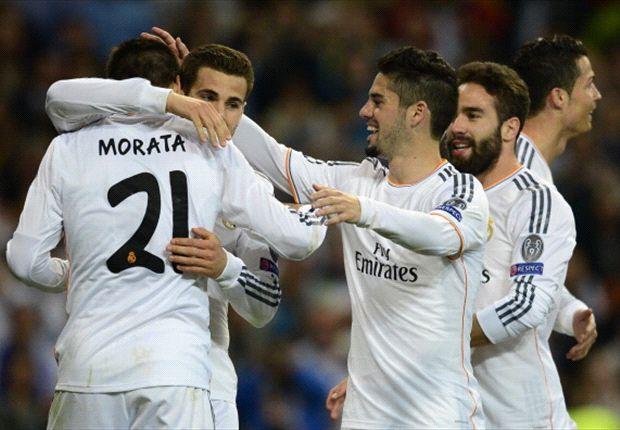 Real Madrid 3-1 Schalke 04: Cristiano Ronaldo no entiende de trámites