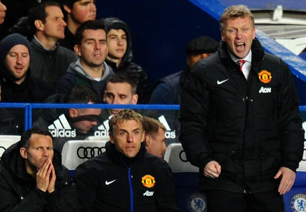 Manchester United have failed this season, admits Phil Neville