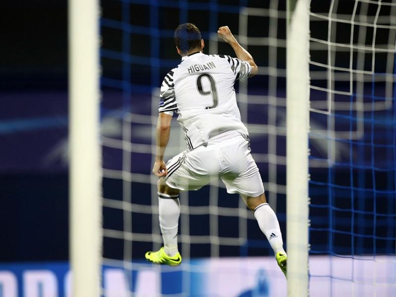 """Juventus, Higuain : """"Je suis de mieux en mieux"""""""