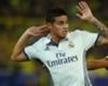 James Lebih Bebas Di Timnas Kolombia Ketimbang Real Madrid