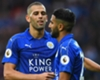 TEAM NEWS: Leicester drop Mahrez