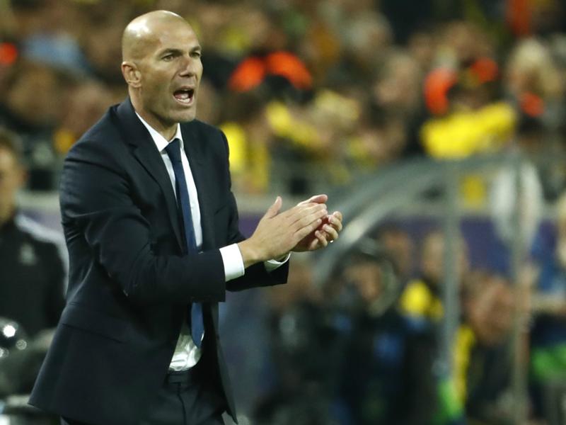 VIDEO - Real Madrid, Zidane : ''Je suis dégoûté''