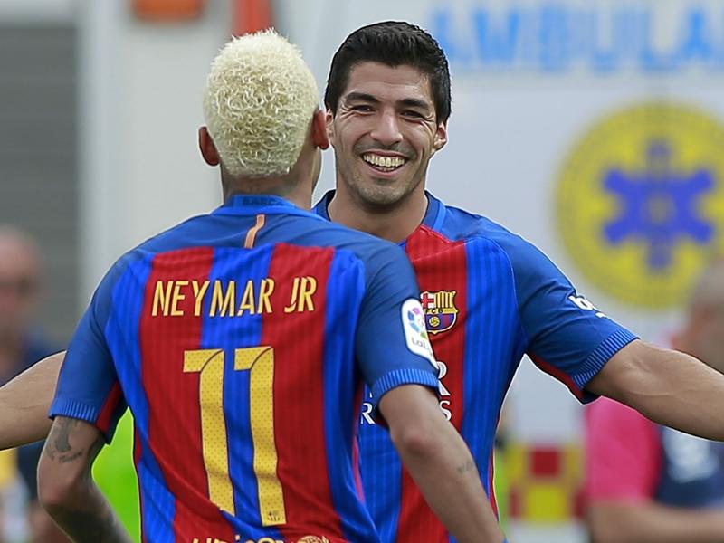 Cette saison, en 4-4-2 ou 3-4-3, le Barça se métamorphose