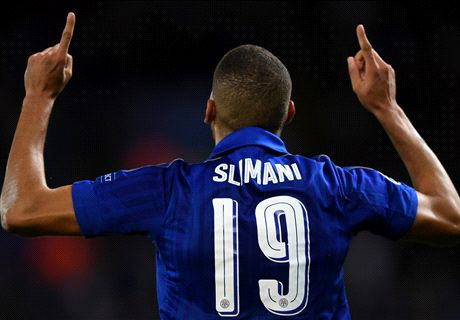Slimani the Slayer keeps the fairytale alive