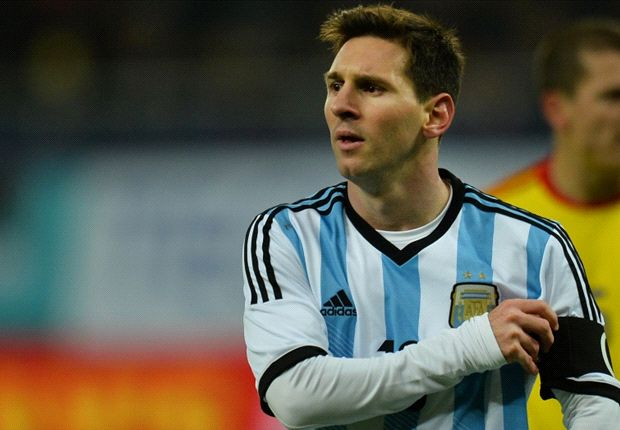 Messi: Robben won Spain the World Cup