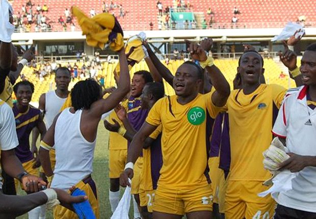 Medeama leave for Congo to face AC Leopards in Caf Confederation Cup play-offs