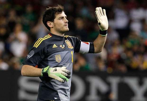 Iker Casillas: Spanyol Boleh Gagal Di Piala Dunia 2014